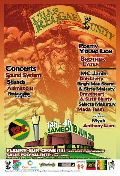 L'ile en Reggae