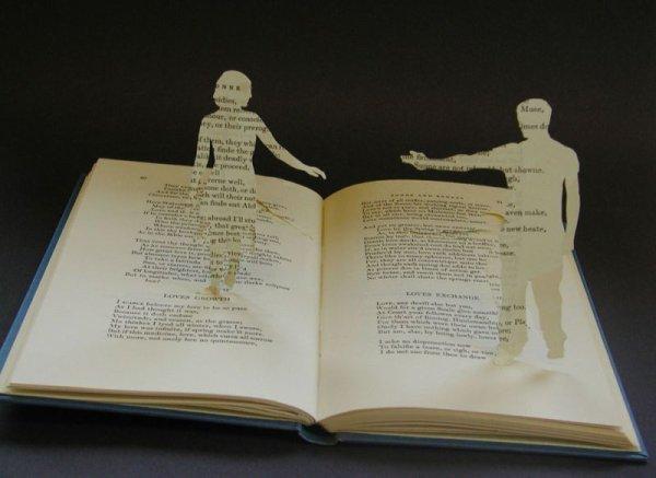 Nous sommes comme des livres