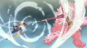 One Piece : Luffy & Doflamingo :3