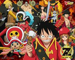 One Piece ? Film Z ?