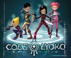 Code Lyoko :3