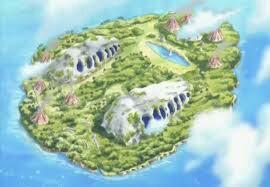 One Piece ~ Arc Little Garden