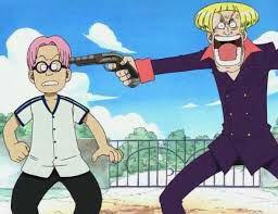 One Piece ~ Arc Morgan