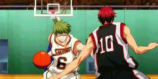 Kuroko's Basket ~ Midorima Shintaro