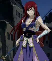 Fairy Tail ~ Erza Robe De Yuen