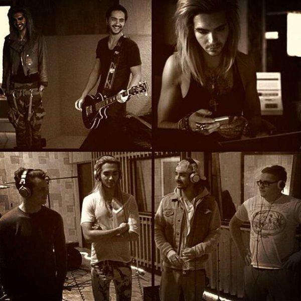 Etre fan ne s'explique pas ça se vit✝.  Bill Kaulitz.