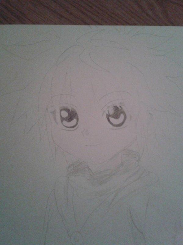 Un peu de dessin !