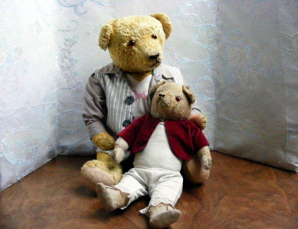 Ferdinand vous montre mon petit Rothschild qui étais si triste+++