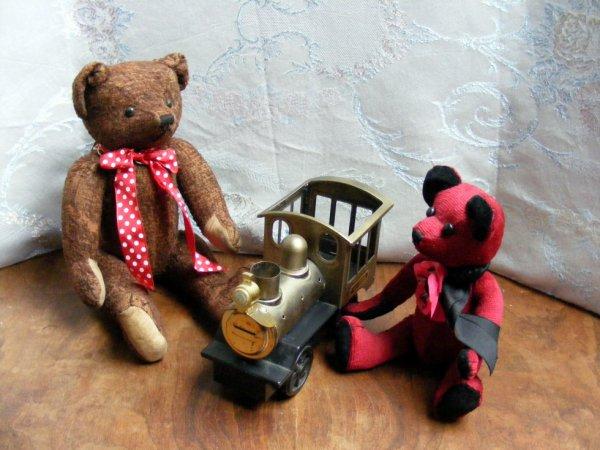 Mes ours vous souhaite une bonne journée à vous tous+++++