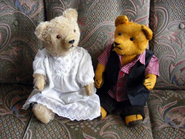 Wolfgang et Alexandro vous souhaite une belle journée de chandeleur!