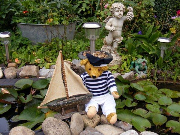 Mon petit marin vous souhaites un beau weekend à vous tous+++++