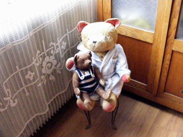 Mes ours vous souhaites une belle soirée à vous tous+++++