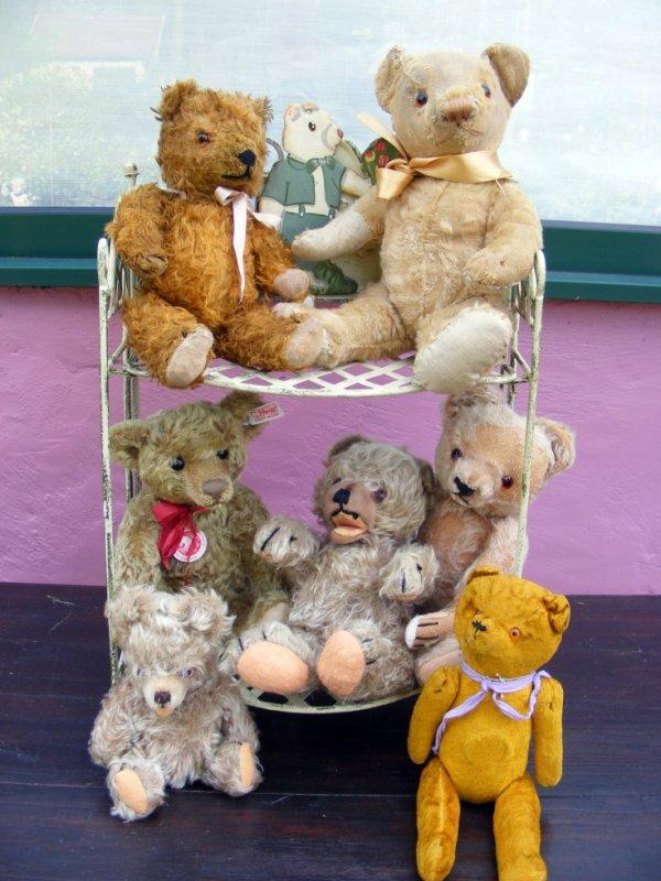 Mes petits ours vous souhaites un beau weekend à vous tous+++++