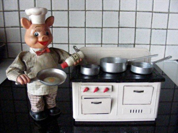 mon petit Automat fait la cuisine++++