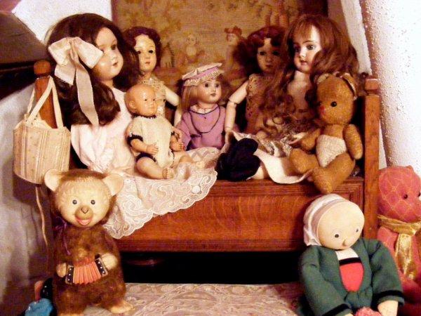 Mes poupées vous souhaites une bonne soirée à vous tous++++