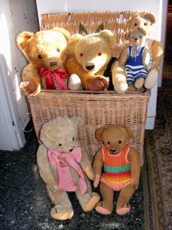 Mes ours vous souhaites une belle journée à vous tous+++