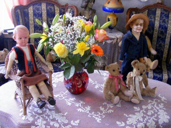 Bonne fêtes à tout les grand-mères gros bisous++++