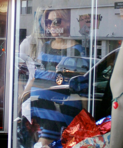 BEYONCE A WEST HOLLYWOOD