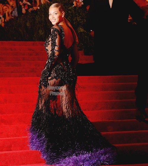 Beyoncé au Met Gala