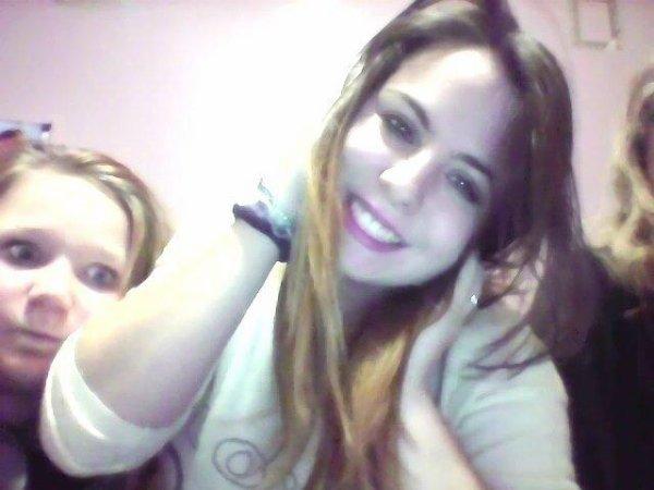 Laurelyne tu me fait sourire