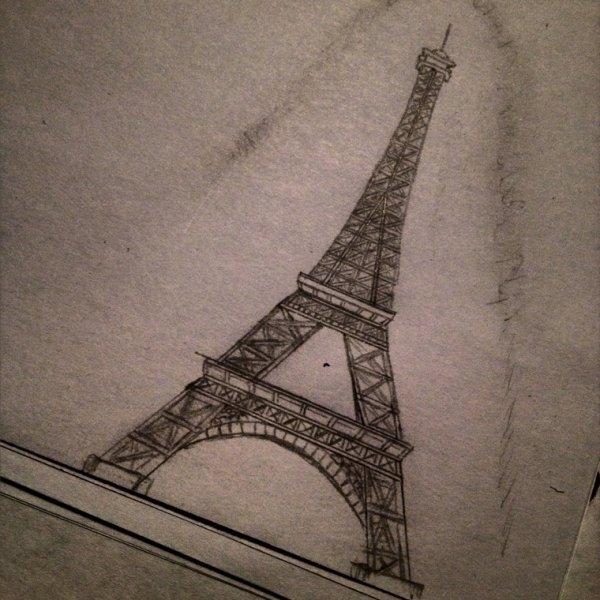 Essai de Tour Eiffel