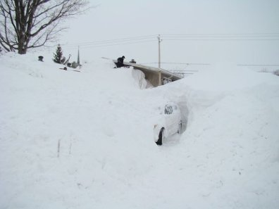 l'hiver....