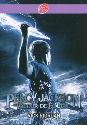 Percy Jackson : le voleur de foudre ( Tome 1)Rick Riordan473 Pages