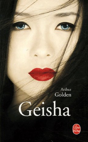 GeishaArthur Golden601 Pages