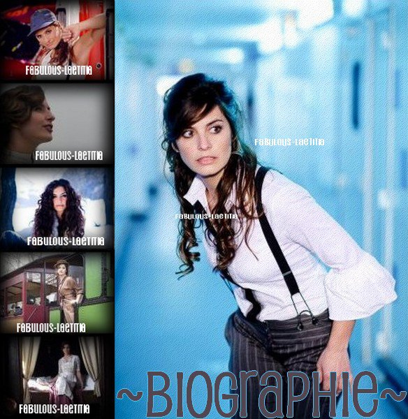 ~BIOGRAPHIE - FABULOUS-LAETITIA~
