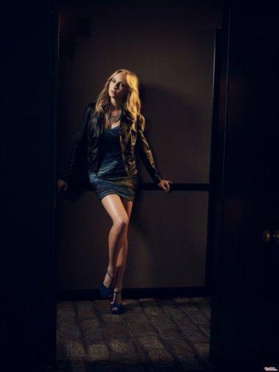 Clichés promotionnels inédits de Candice Accola