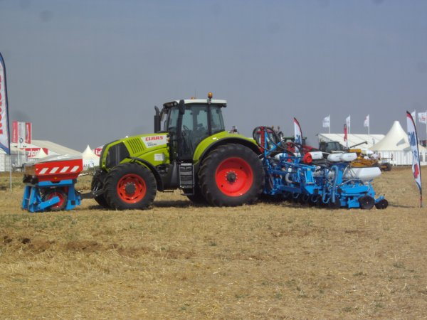 Fin de la série Innov Agri 2012