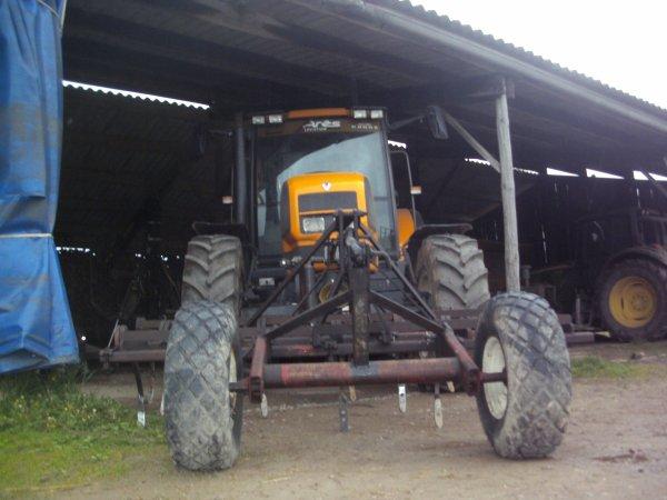 Semi de maïs 2012