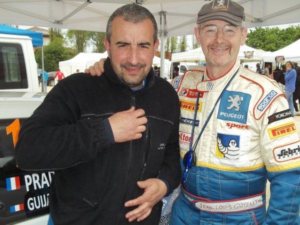 Rallye Lyon-Charbonnières 2014!