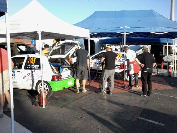 Rallye Lyon-Charbonnières 2018!
