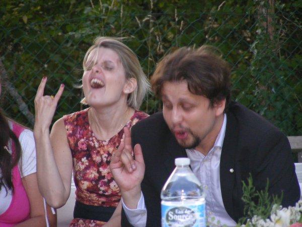 suite des photos du mariage