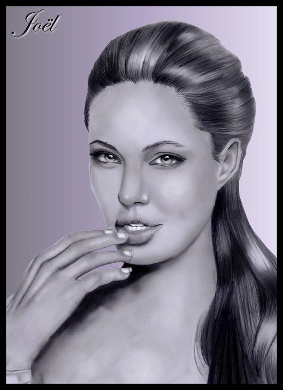 Angelina Jolie 6 mars 2012