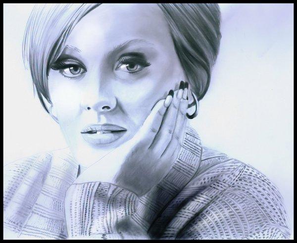 Adele 19 février 2013