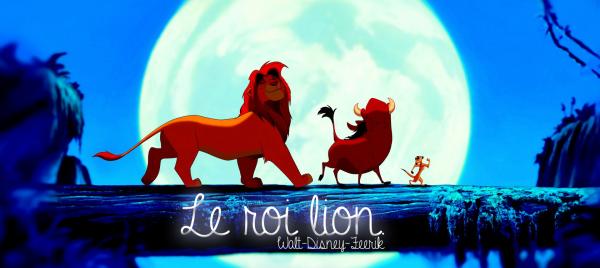 Fiche Film : Le roi lion.