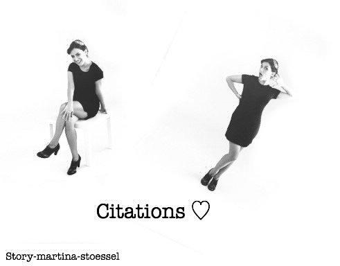 Citations ♥