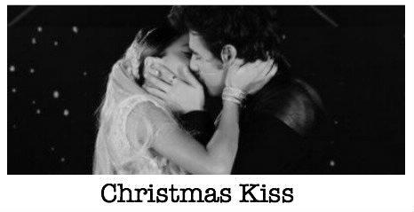 OS : Christmas Kiss