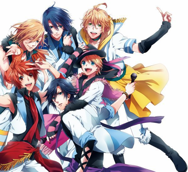 Commu uta no prince sama love