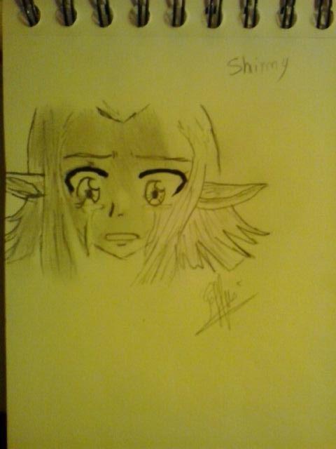Dessin : Shimy (Les légendaires)