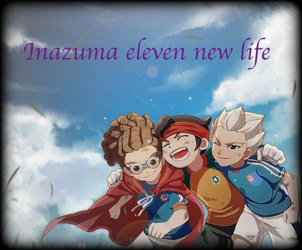 "succès pour ""inazuma eleven new life"""
