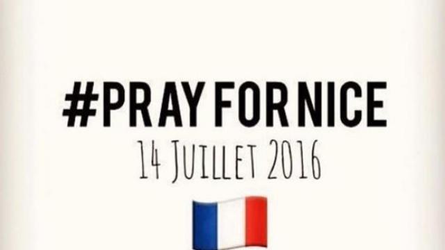 Une autre vision d'horreur : l'attentat à Nice