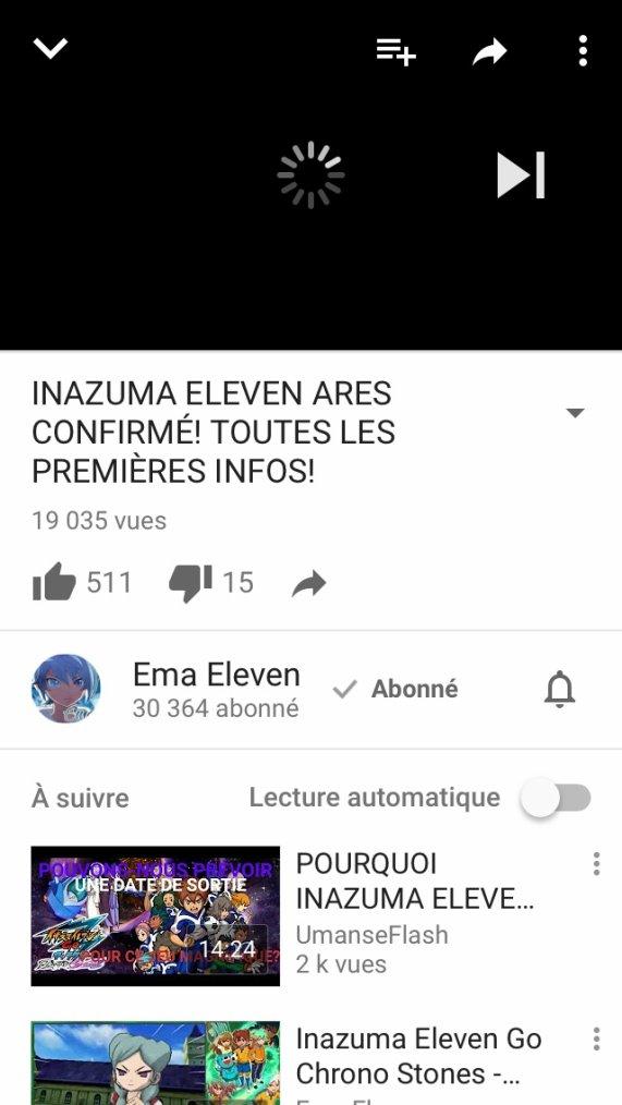 Inazuma eleven continue
