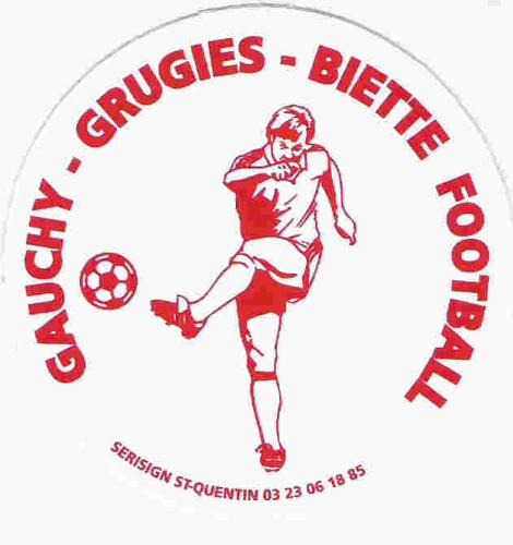 GAUCHY GRUGIES BIETTE FOOTBALL