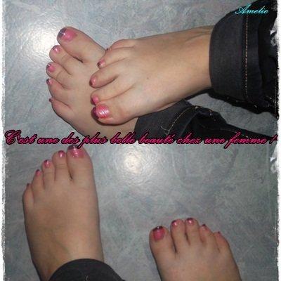 #  .. Mes pieds ..  ♥