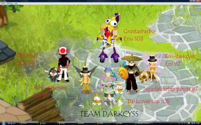 Team Darkcyss