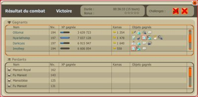 Des news // Mansot royal
