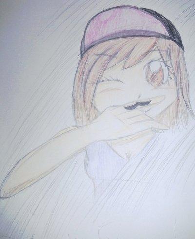 dessin manga swag